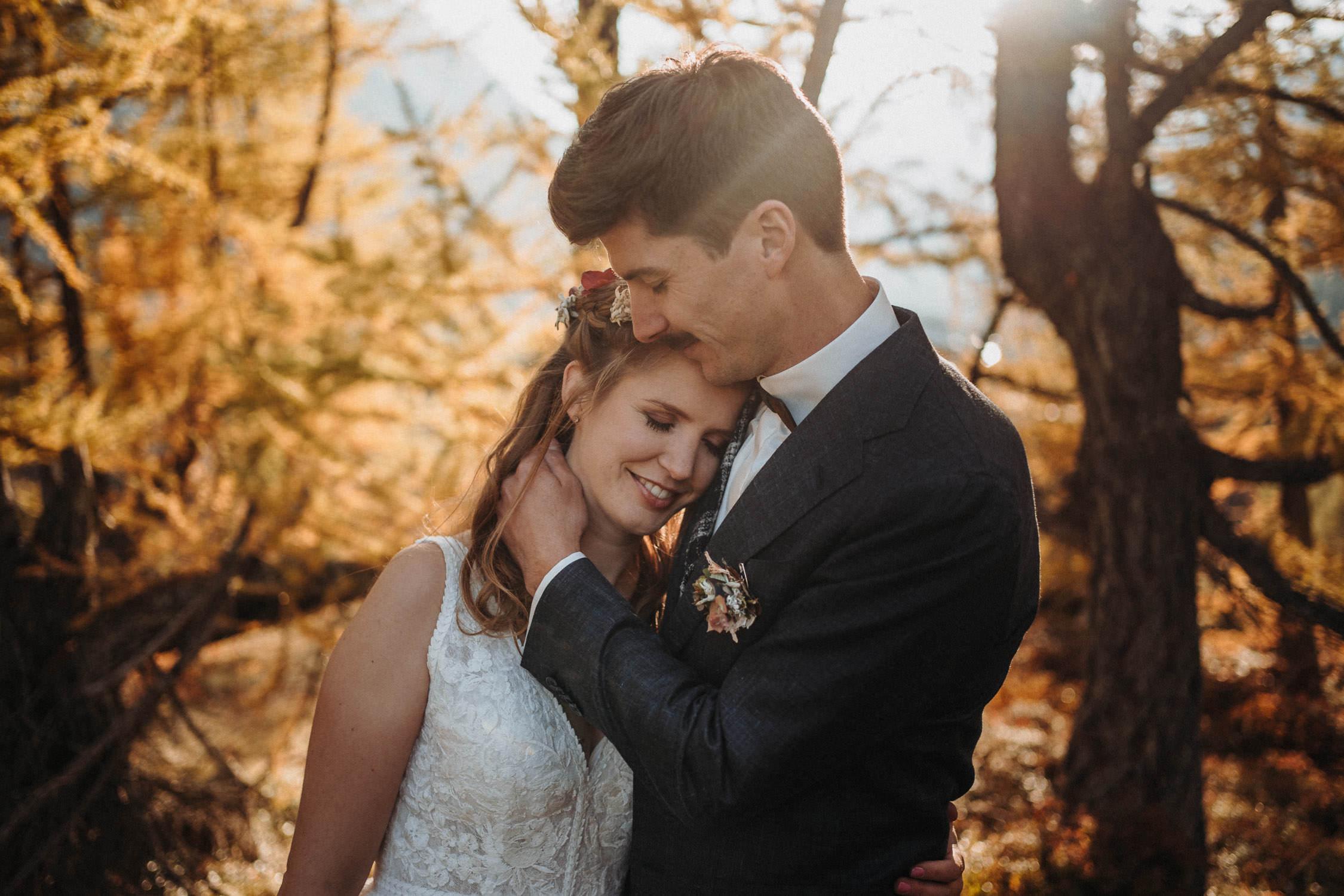 Hochzeit im Lötschental